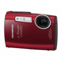 Olympus MJU TOUGH-3000 RED 12 MP, 3.6 X SZEROKI KAT