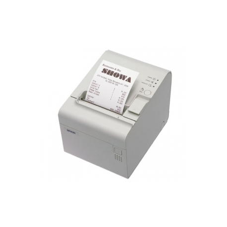 Epson TM T90 - Receipt printer - colour - thermal paper - Roll (8 cm) - 180  dpi - up to 170 mm / sec - capacity: 1 roll - parallel, serial