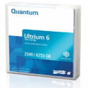Quantum LTO ULTRIUM 6 MP (Ultrium 6, LTO, 2.5TB Native, 6.25TB Compressed, 846m tape)