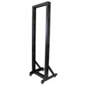 Startech 2-POST SERVER RACK - 42U (StarTech.com 2 Post Server Rack mit Rollen - stabile Stahl konstruktion - 42HE)