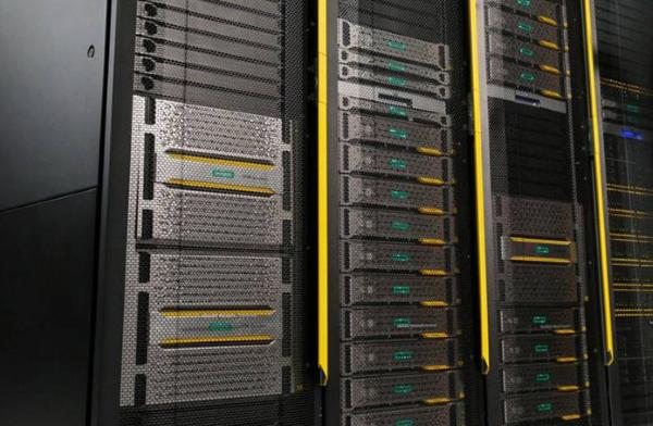 Serveri un datu masīvi
