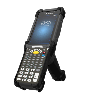 The Ultimate Android Ultra-Rugged Combination Keypad/Touch Mobile Computer - Zebra MC9300