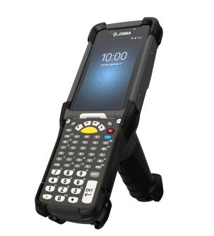 Pats izturīgākais Android datu terminālis ar klaviatūru un skārienjutīgu ekrānu - Zebra MC9300