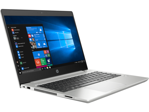 HP announced the newest business class portable computer - ProBook 400 G6