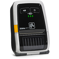 Zebra ZQ110 – mobile receipt printer