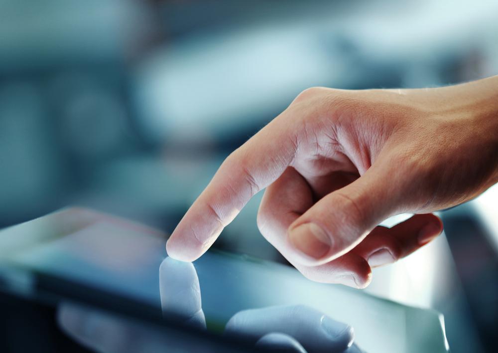 Touchscreen movement detection technologies