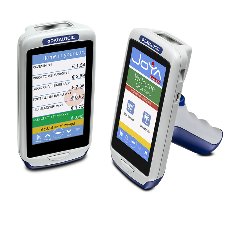 Datalogic Joya Touch A6 HC - portatīvais datu terminālis veselības aprūpes iestādēm