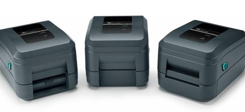 Zebra GT800 – jaunākās paaudzes galda uzlīmju printeris